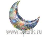 """1205-0050 А Б/РИС БЛЕСК МЕСЯЦ 17"""" Fireworks"""