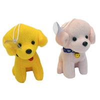 Мягкая игрушка Собачка с подвеской 10см