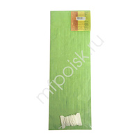 Y Гирлянда Тассел зеленая 3м 16 листов