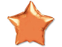 """1204-0541 Ф Б/РИС 18"""" ЗВЕЗДА Металлик Orange"""