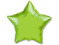 "1204-0542 Ф Б/РИС 18"" ЗВЕЗДА Металлик Lime Green"