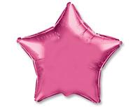 "1204-0547 Ф Б/РИС 18"" ЗВЕЗДА Металлик Pink"
