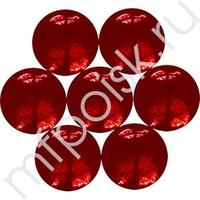 V 14мм Марблс ТИП-5A Красный Кристалл 100шт