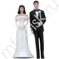 Y Фигурки для торта Жених и Невеста 13см