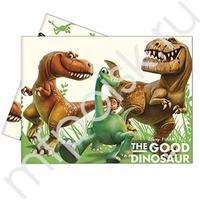 Pc 120см X 180см Скатерть полиэтиленовая Хороший Динозавр