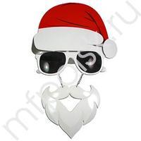 SH Очки Дед Мороз 2545