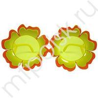 SH Очки Желтые цветы P07-142