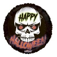 "K Круг 767 Halloween Череп 18""/45см"