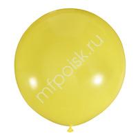 "M 24""/61см Пастель YELLOW 001 1шт"