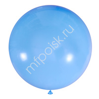 "M 24""/61см Пастель LIGHT BLUE 002 1шт"