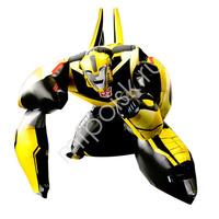 A Ходячая фигура Трансформер БамблБи 91см Х 111см