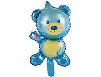 1206-0903 К М/ФИГУРА Мишка голубой