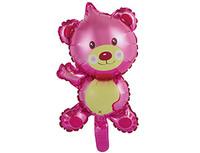 1206-0904 К М/ФИГУРА Мишка розовый