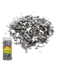 Y Блестки конфетти для декора серебряные 70г