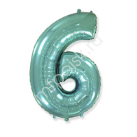 "FM Фигура Цифра 6 Tiffany 36""/91см"