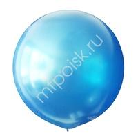"M 30""/76см Металлик BLUE 022 1шт"