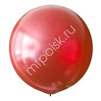 "M 30""/76см Металлик CHERRY RED 031 1шт"