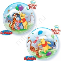 "P Bubble 22"" Дисней Винни с друзьями"