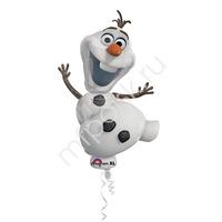 A Фигура Снеговик Олаф 63см X 63см