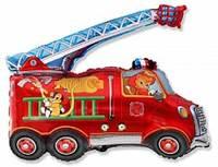 1206-0718 Ф М/ФИГУРА/3 Машина пожарная/FM