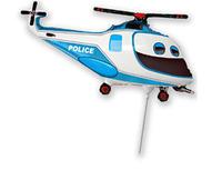 1206-0732 Ф М/ФИГУРА/3 Вертолет Полиция/FM