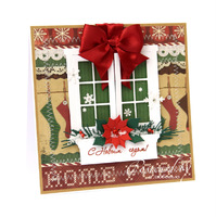 Новогоднее окно 2