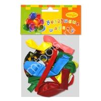 M Упаковка с хедером Х-68 Микс шаров 10шт