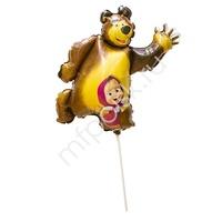 "GR Мини Фигура Маша Медведь 14""/35см"