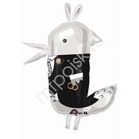 A Фигура 231 Птичка в смокинге