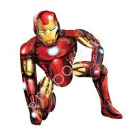A Ходячая фигура Железный человек 93см Х 116см