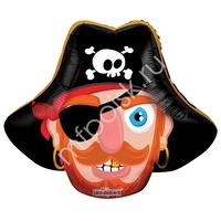 """K Мини Фигура 729 Голова Пирата 14""""/35см"""