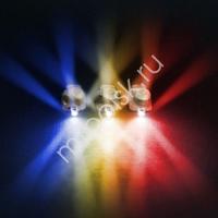 TP Светодиод 4d модульный разноцветный 10шт