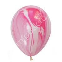 """M 12""""/30см Многоцветный Pink 25шт"""