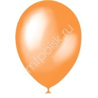 """M 14""""/35см Премиум Металлик ORANGE 024 50шт"""