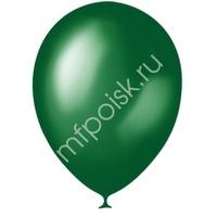 "M 14""/35см Премиум Металлик GREEN 028 50шт"