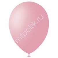 """M 12""""/30см Пастель PINK 007 100шт"""