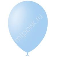 """M 12""""/30см Пастель LIGHT BLUE 002 100шт"""