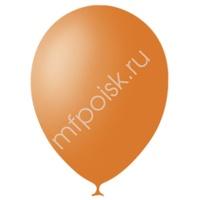 """M 12""""/30см Пастель ORANGE 005 100шт"""